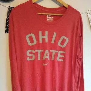 Ohio State Nike shirt